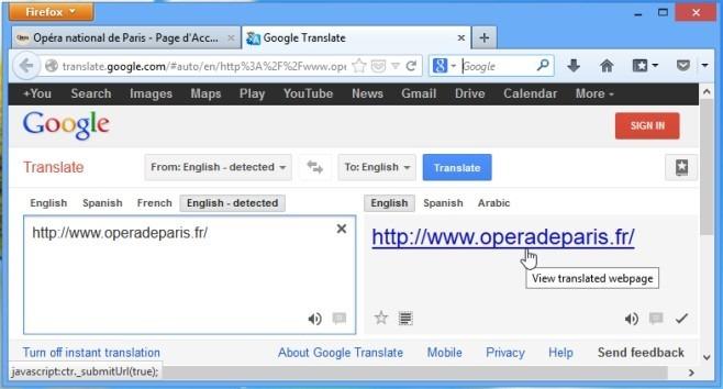 Translation in progress