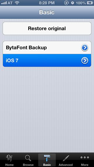 BytaFont-Cydia-app