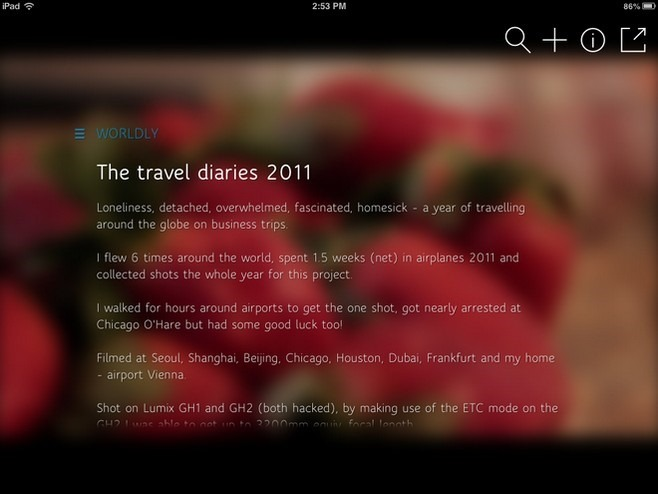 Epoch iOS Description