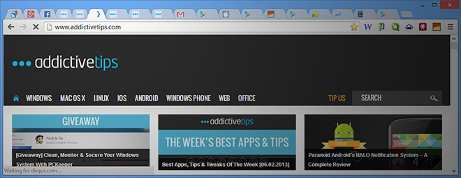 FooTab-Chrome-extension-on-demand-tab-loading