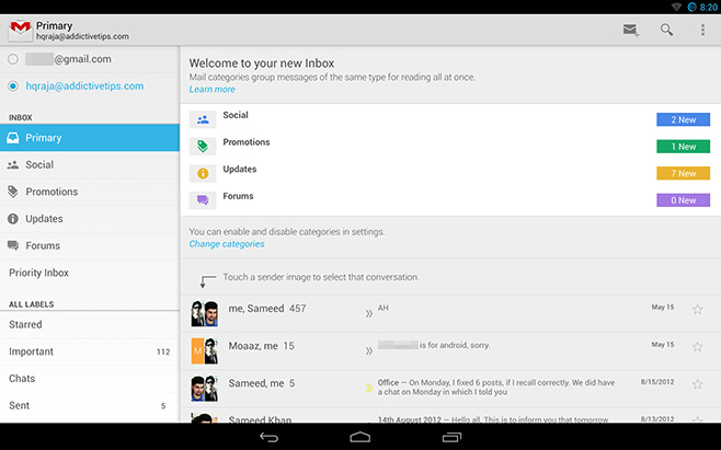 Gmail-for-Android-4.5-APK-tablet