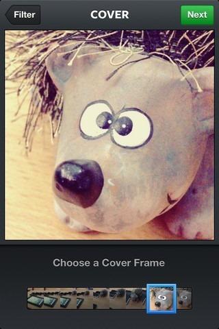 Instagram Video Cover