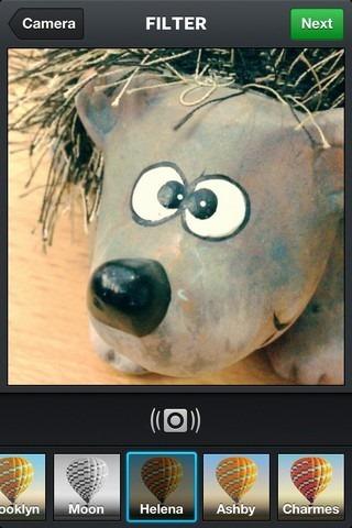 Instagram Video Filters