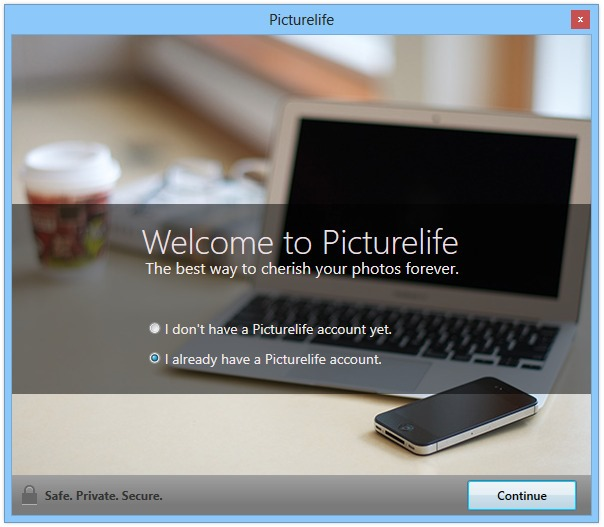 Picturelife_Account