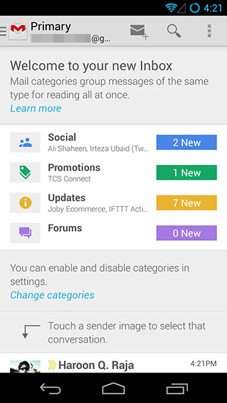 Primary-Inbox-Gmail-for-Android-4.5