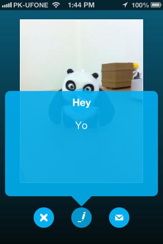 Skype title description