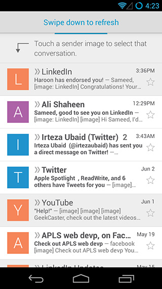 Swipe-down-to-refresh-Gmail-for-Android
