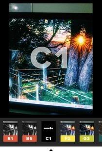 VSCO Cam iOS Filter