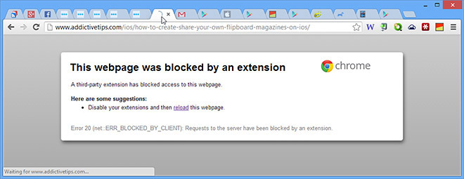 Webpage-blocked-from-loading-Chrome