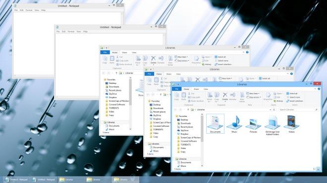 Windows 8 Multiple App Launcher_Multiple Windows