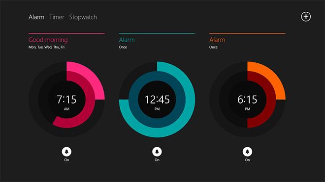 Windows-8.1-Alarms-app