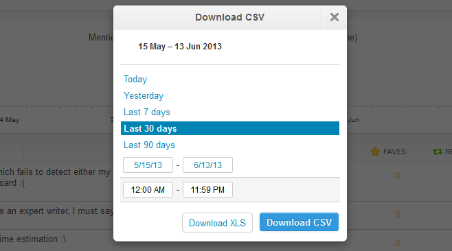 analytics download