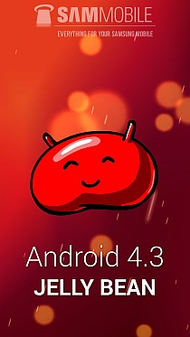 Android 4.3 Google Play Edition Galaxy S4 - Animation