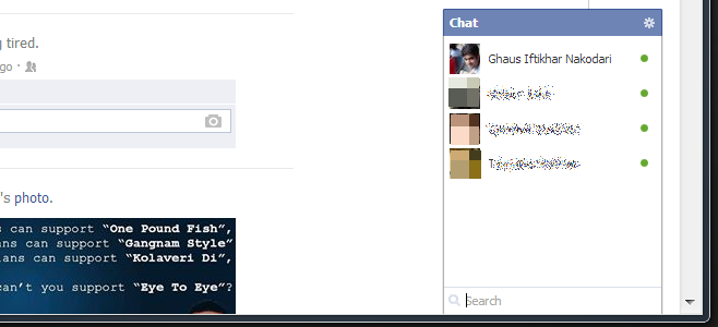 Facebook Chat Fix