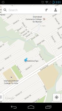 Google Maps 7 maps