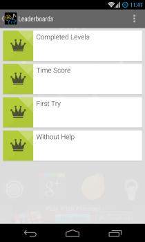 Google Play Games - Leaderboards