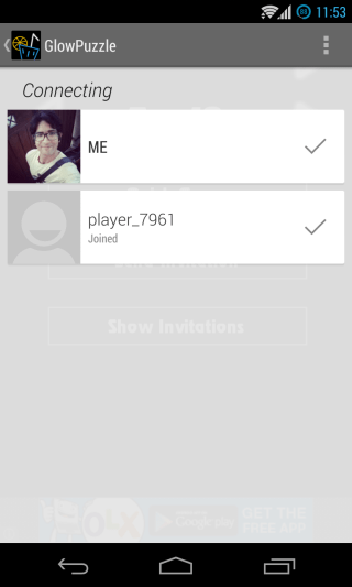Google Play Games - Multiplayer - Auto-pick 2