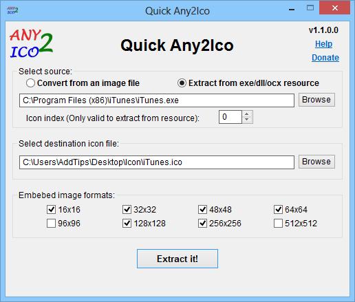 Quick Any2Ico_Extract