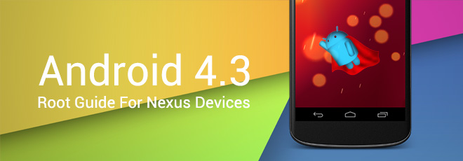 Root-Android-4.3-on-Nexus-devices