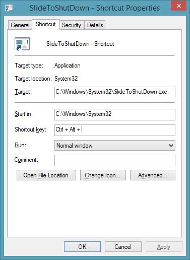 SlideToShutDown-Shortcut-Properties.png