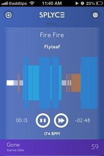Splyce iOS Beats