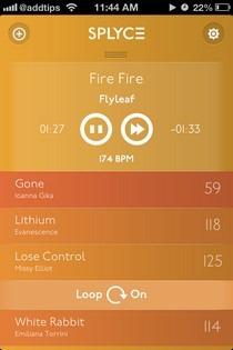 Splyce iOS Playlist