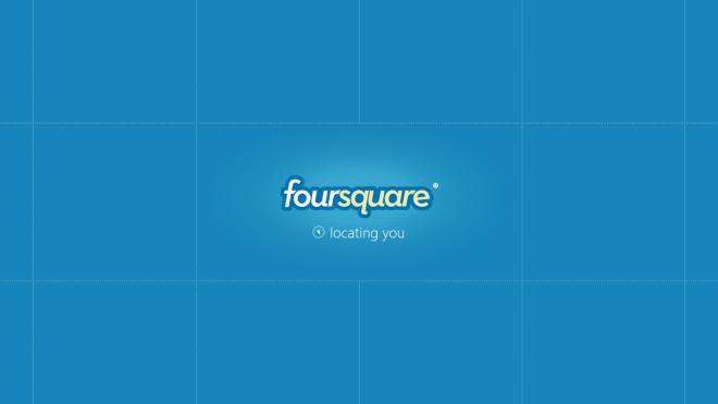 Foursquare for Windows 8 RT