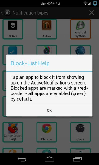 ActiveNotifications for Android 5