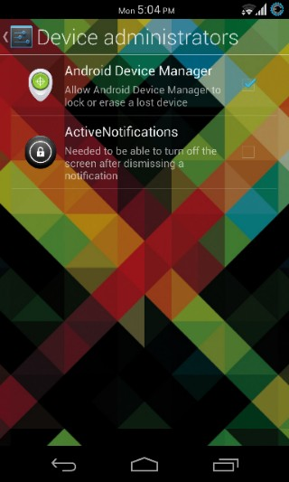 ActiveNotifications for Android 7