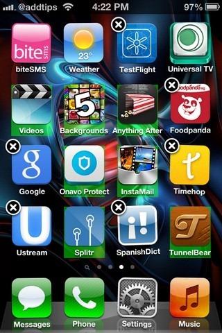 EasyIconEdit iOS Select