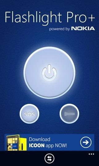 Flashlight Pro  WP8