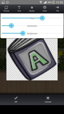 Go Launcher Theme Maker 16