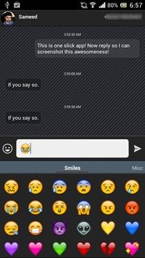 Smart Messenger Beta 21