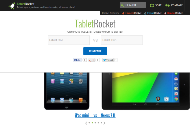 TabletRocket
