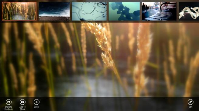 Adobe Revel_Full Screen
