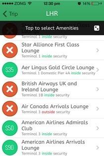 LoungeBuddy iOS Available