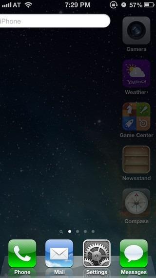 Spotlight Search iOS 6