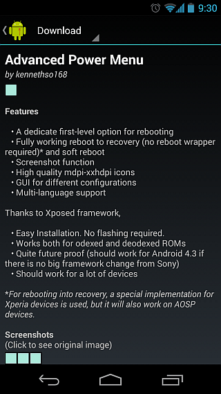 Xposed Framework for Android 06