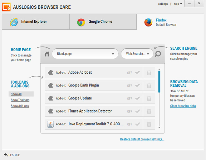 Auslogics-Browser-Care_Web Windows