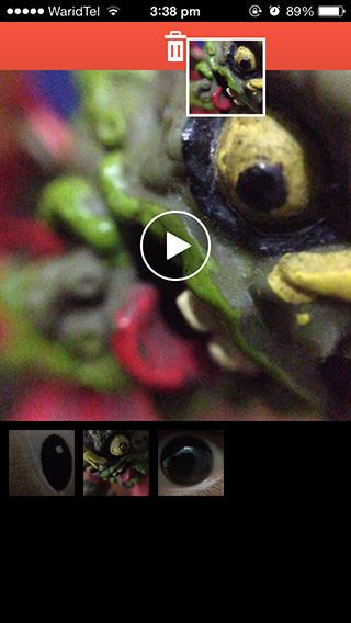 Delete-recording-Vine-segments