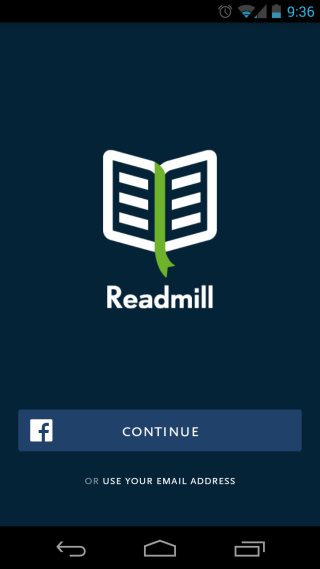 Readmill-for-Android-01-Start-Screen.png