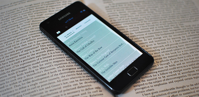 Readmill-for-Android