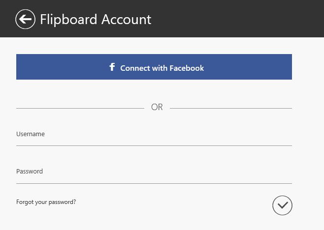 Flipboard for Windows 8 - 02