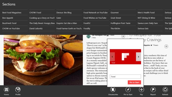 Flipboard for Windows 8 - 12