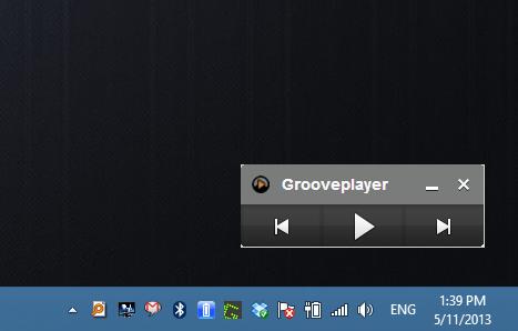 Groveplayer Desktop