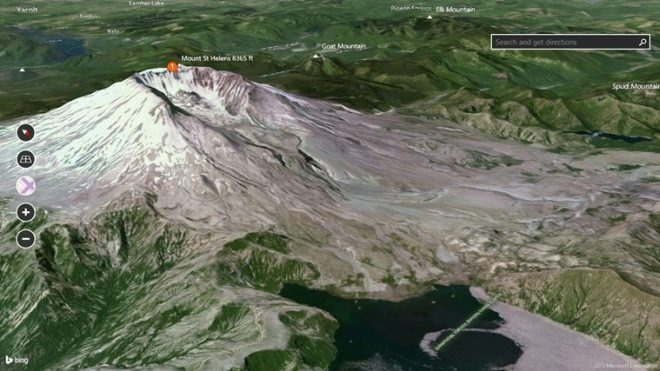 Bing Maps Preview 6