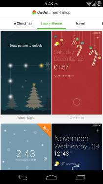 Dodol Locker for Android 07