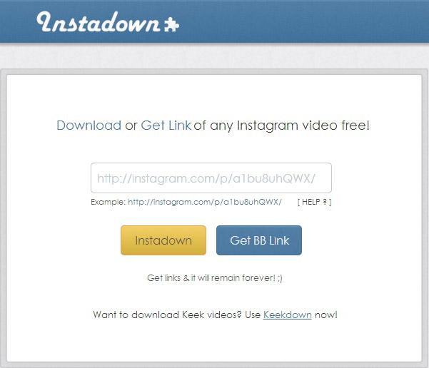 Download-Instagram-Videos-using-Instadown