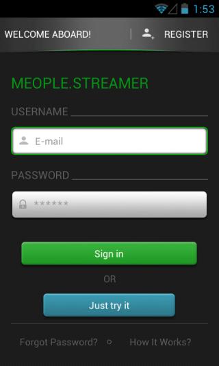 Meople.Streamer_login