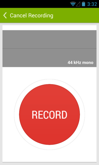Recorder with Tags_Record